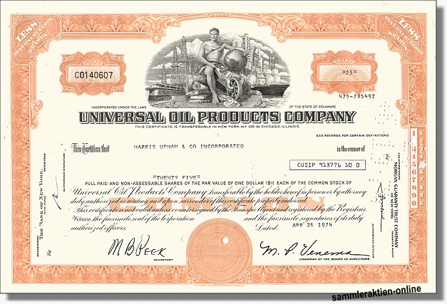 Universal Oil Products Company