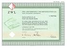 ZWL Grundbesitz- und Beteiligungs-AG, Elring-Klinger